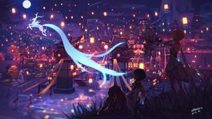 A Sea Of Light - LUMINEscence