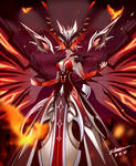 Crimson Witch of Flame