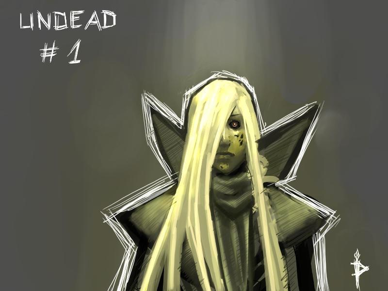 undead 1 by panda89