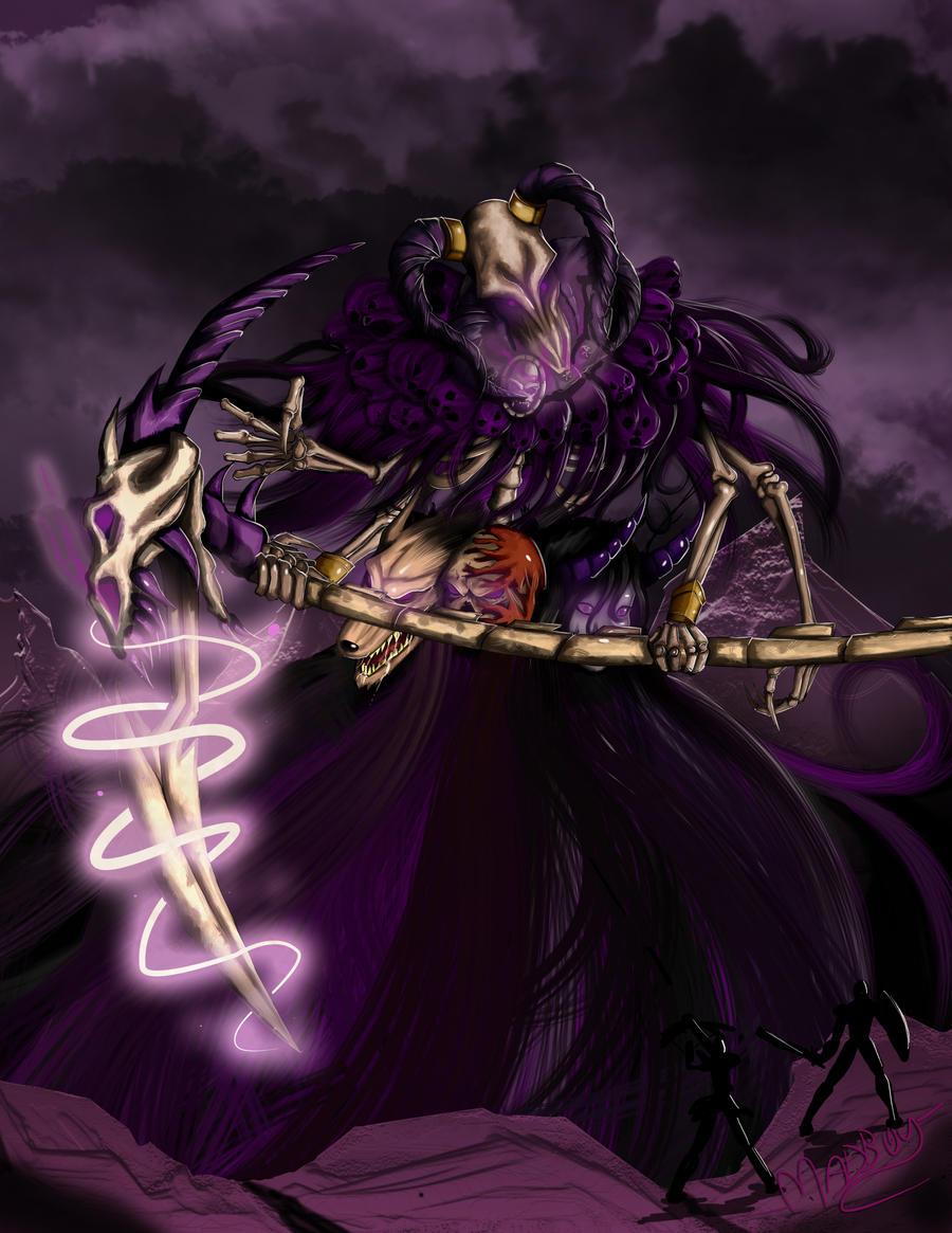Death Marauder by Madboy-Art