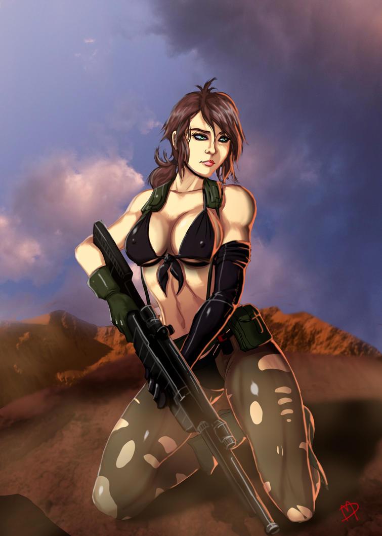Metal Gear Solid V Quiet Porn Videos  Pornhubcom