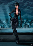 Another Catwoman.. without hood.