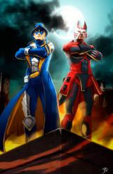 Ronin and Fox