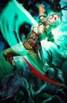 Ciri - The Witcher Saga