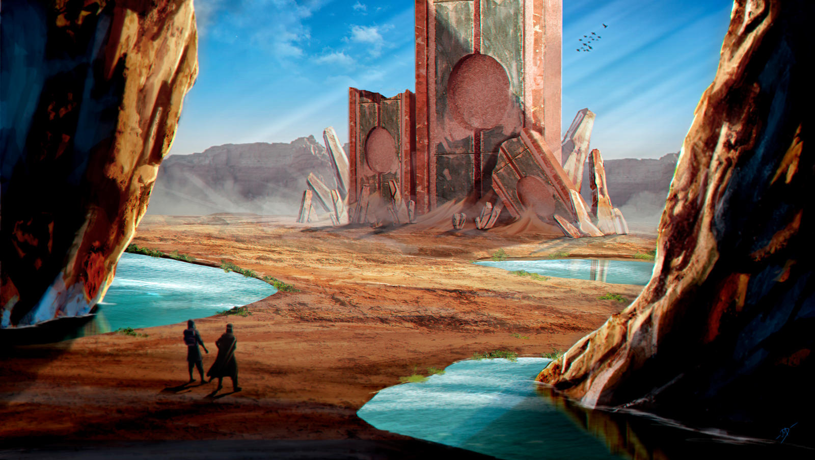 Tolonte Ruins