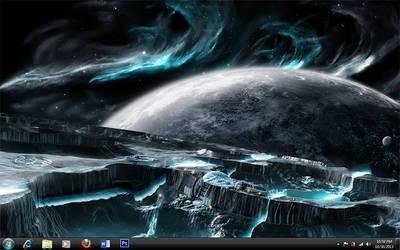 Reformatted Laptop by richluk
