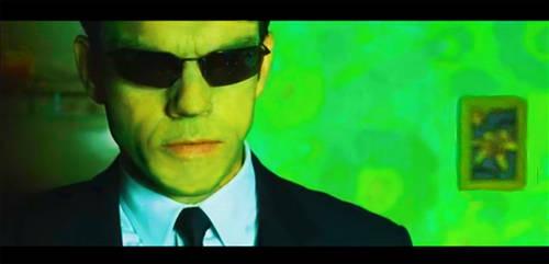Agent Smith by richluk