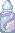 Pixel: Galaxy Bottle by LaCorpse