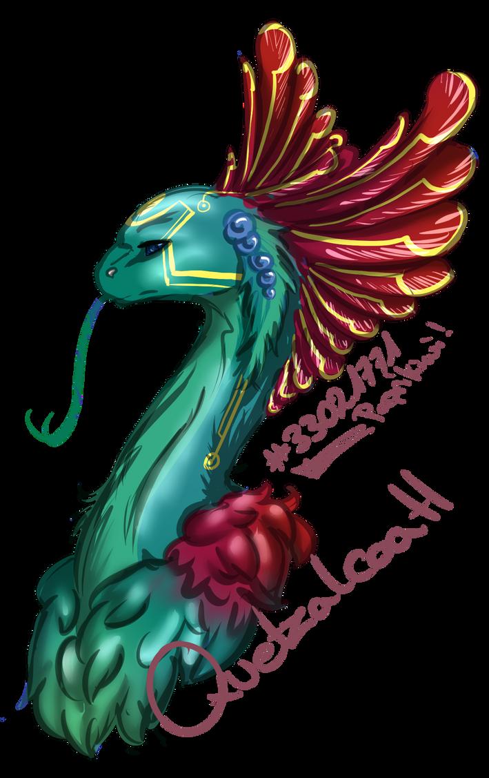 La boutique occasionelle d'un Kiwi aux épices [OFF] Quetzalcoatl_by_meliiix3_paprika-dbjkc3v