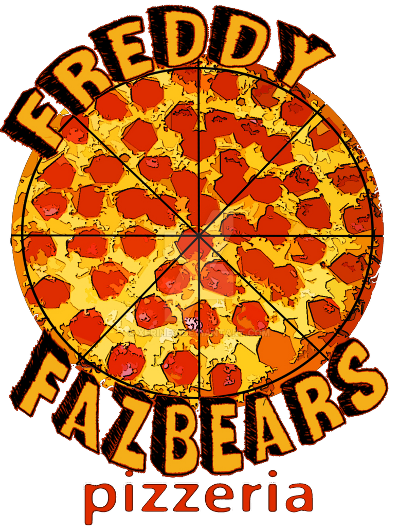Freddy fazbear s pizzeria logo by xerinex on deviantart