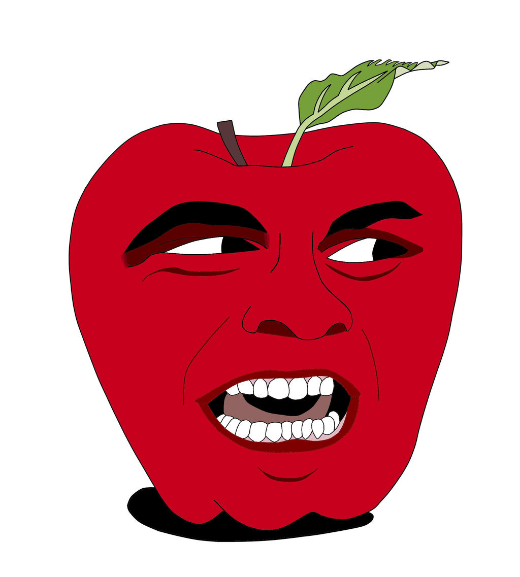 Here's Applejack by Brosef-Stachin