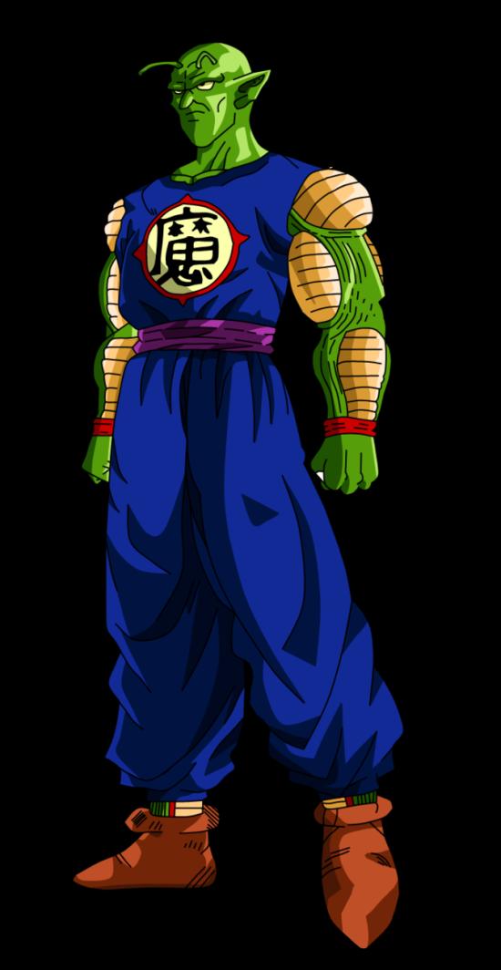 Piccolo Daimaoh by SbdDBZ on DeviantArt