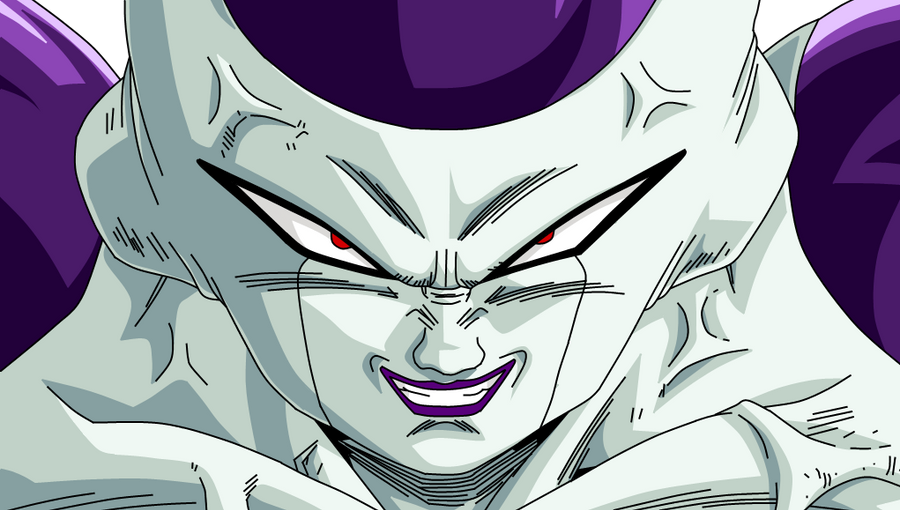 Frieza's Final Form Max Power