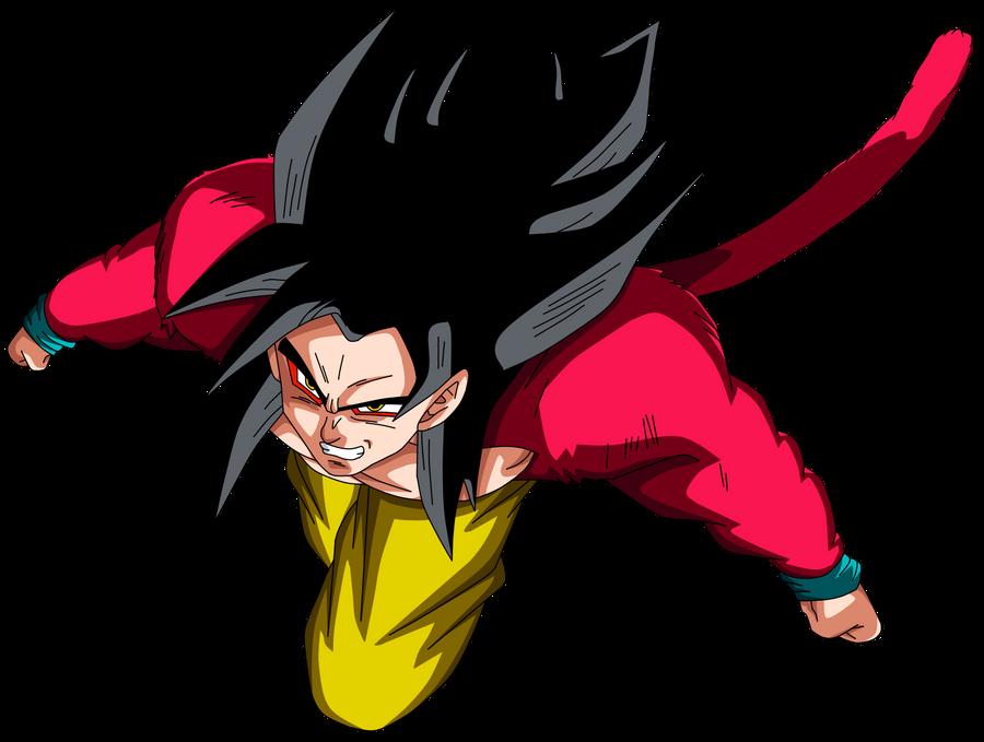 Dragon Ball GT FES Super Saiyan 4 Son Goku 8.3-Inch Collectible PVC Figure (
