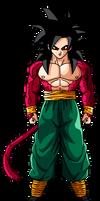 Son Goku SSJ4 V2