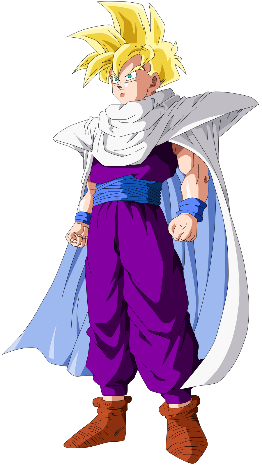 Gohan Full-Power Super Saiyan