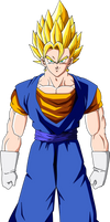 Vegetto Super Saiyan 2