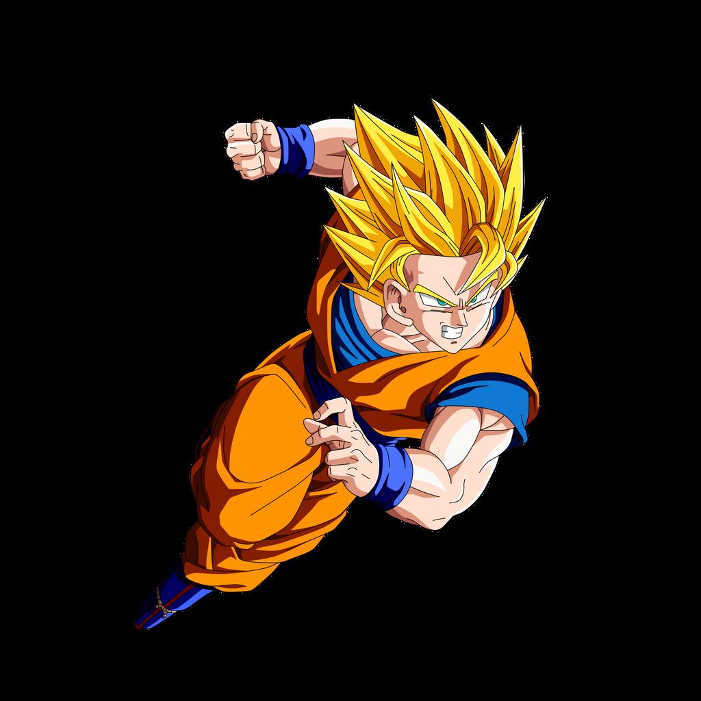 Goku Super Saiyan by