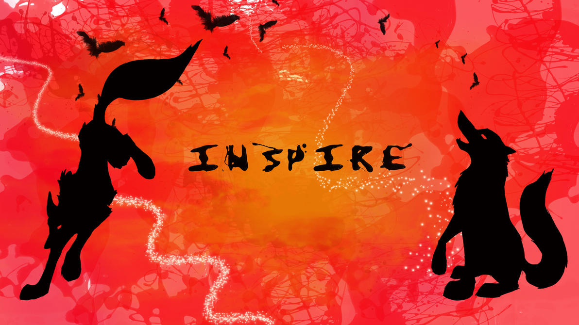 INSPIRE wallpaper by ryderwolf24