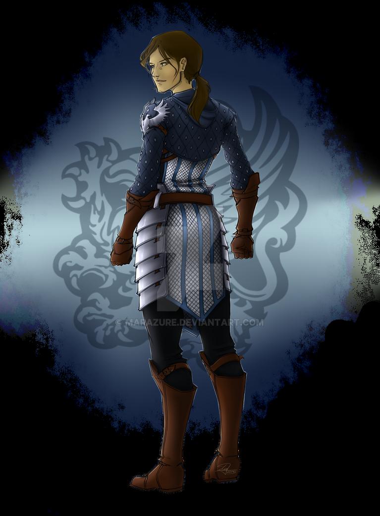 Da Lady Cousland Hero Of Ferelden By Marazure On Deviantart