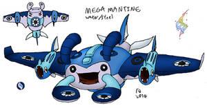 MEGA MANTINE