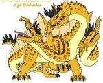 Smoktober Day 28: Dark Souls-Inspired Dragon