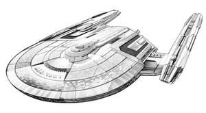 USS Clarke NCC-1661