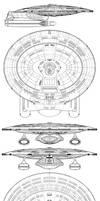 Tactical Cruiser - Nebula - Mk 0 - NX-65410