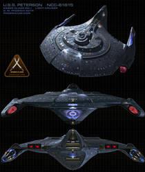 Light Cruiser - Saber - NCC-61815