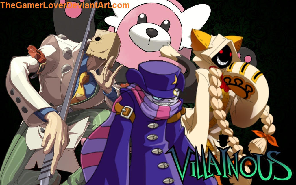 Villainous Meme Wallpaper by TheGamerLover ...