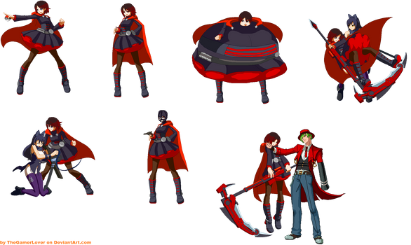 RUBY - Ruby Moments (Sprite Edit)