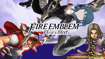 Fire Emblem Hoes Mad