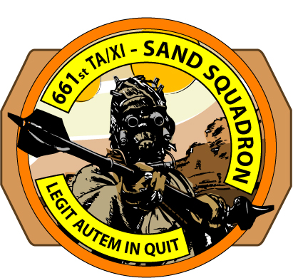 Tusken raider patch by toddnt