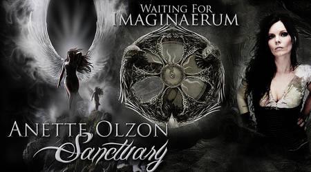 Anette Olzon Sanctuary