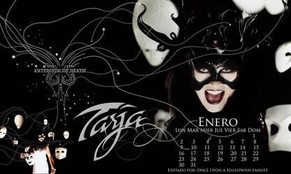 Tarja Calendar 2012