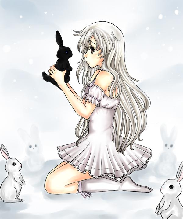 Black Innocence by mina-akira
