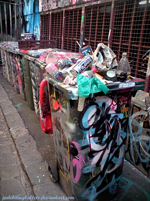 Rubbish? by JadeBitingBullets