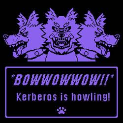 Kerberos by HigataUrase