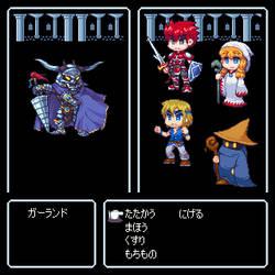 FinalFantasy by HigataUrase