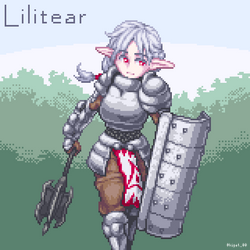 Imaginary RPG Lilitear