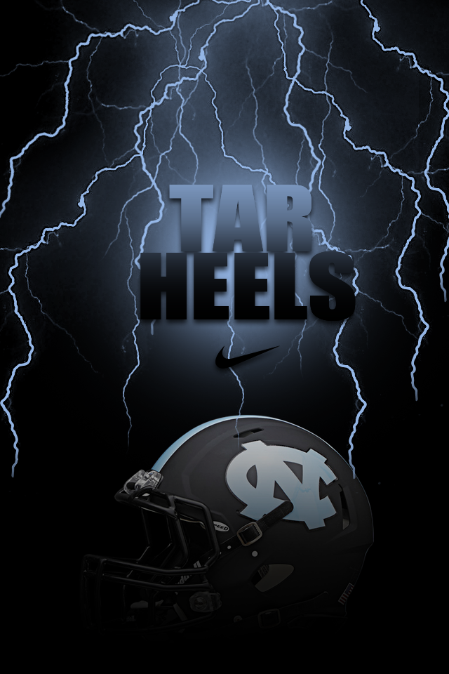 Unc Iphone Background By Heyman GFX