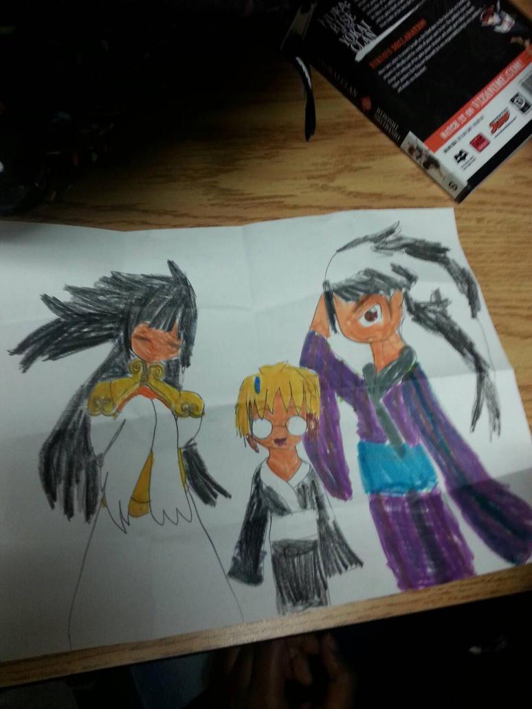Parallel Nura: Rise of the Yokai Clan by SamaHafiz2000