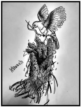 The Nest. #doodles