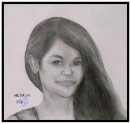 Portrait by pegucool