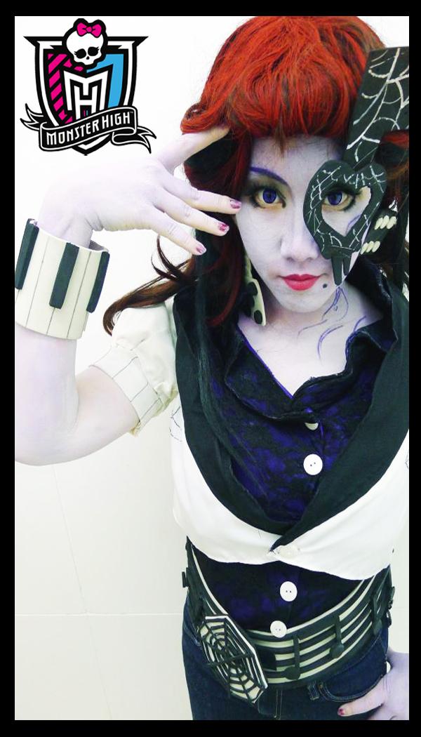 Monster High: Operetta by tokiwashojo