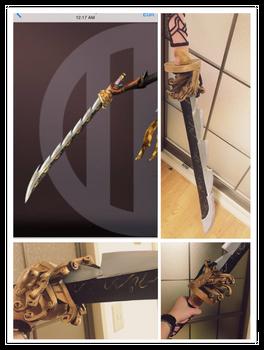Kai Hime's Sword