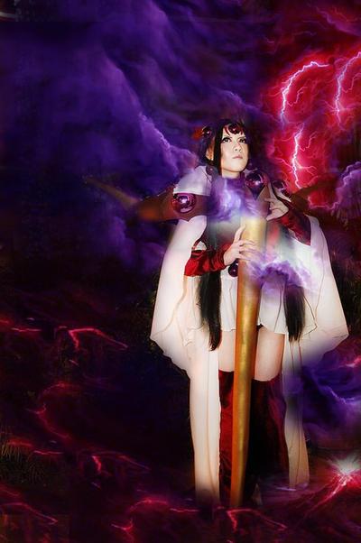 Alcyone (Magic Knight Rayearth) by tokiwashojo