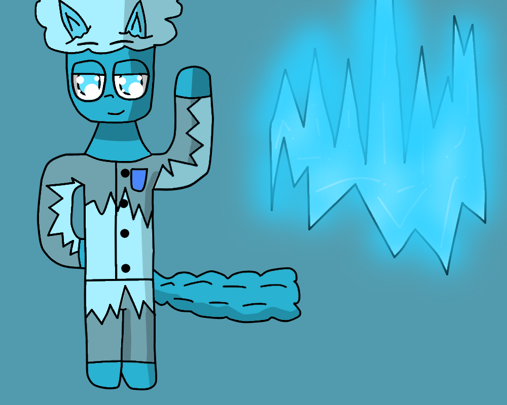 Coolrobloxian as a pony by Gamerrobloxian1195