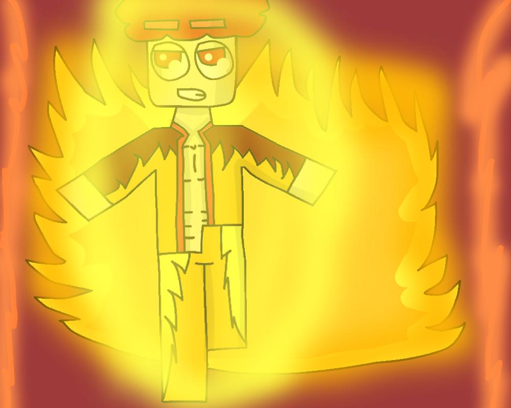 Demonrobloxian's power up by Gamerrobloxian1195