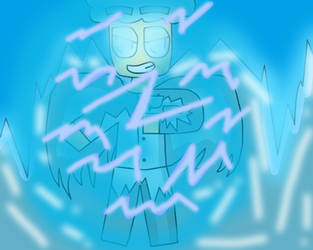 Coolrobloxian's power up by Gamerrobloxian1195